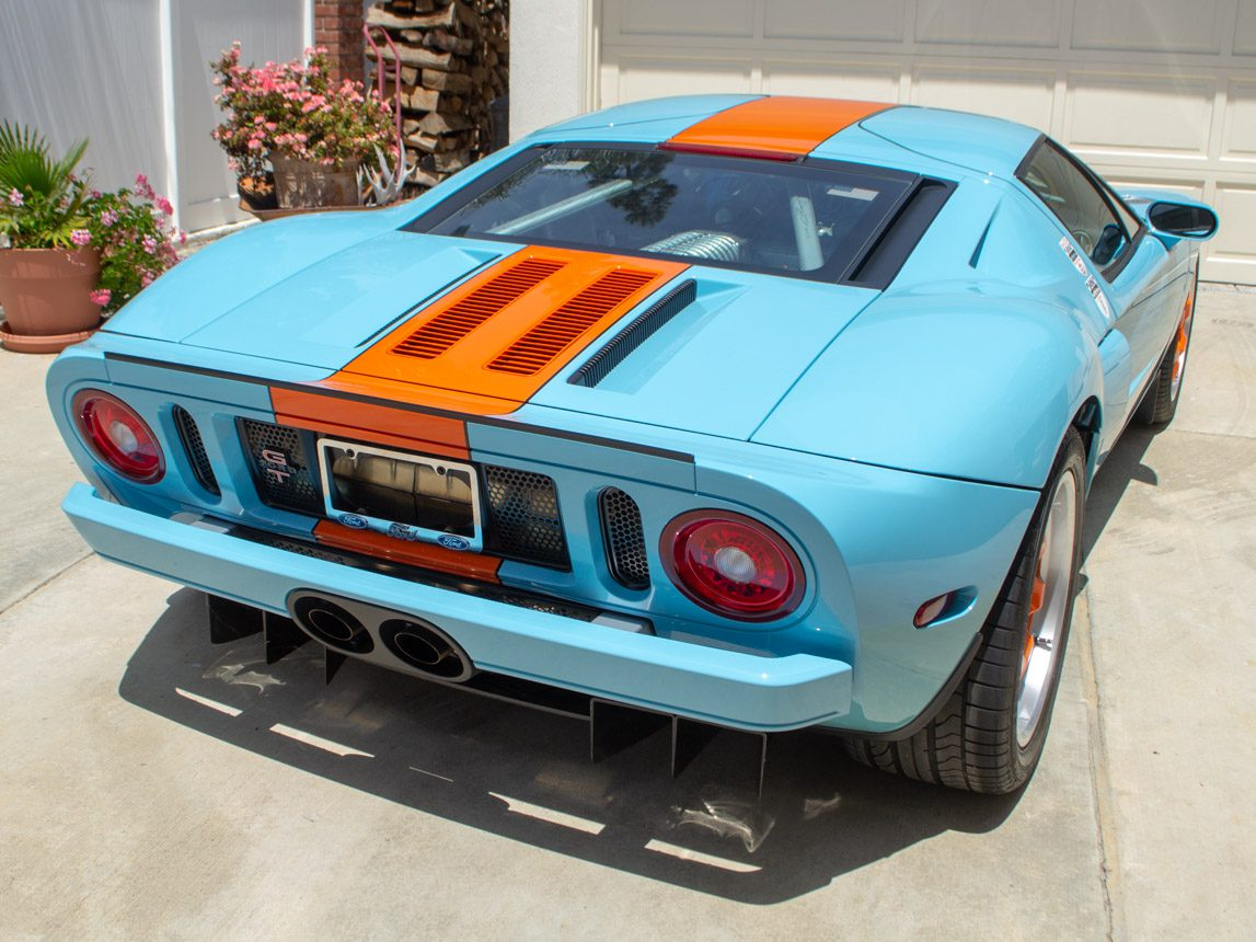 2006 Gulf Heritage 2006 Ford GT 0931 1