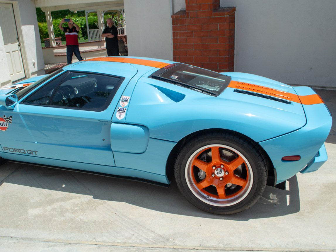 2006 Gulf Heritage 2006 Ford GT 0936 2