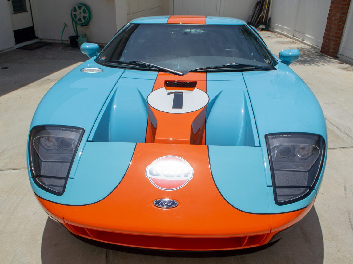 2006 Gulf Heritage 2006 Ford GT 0945 1