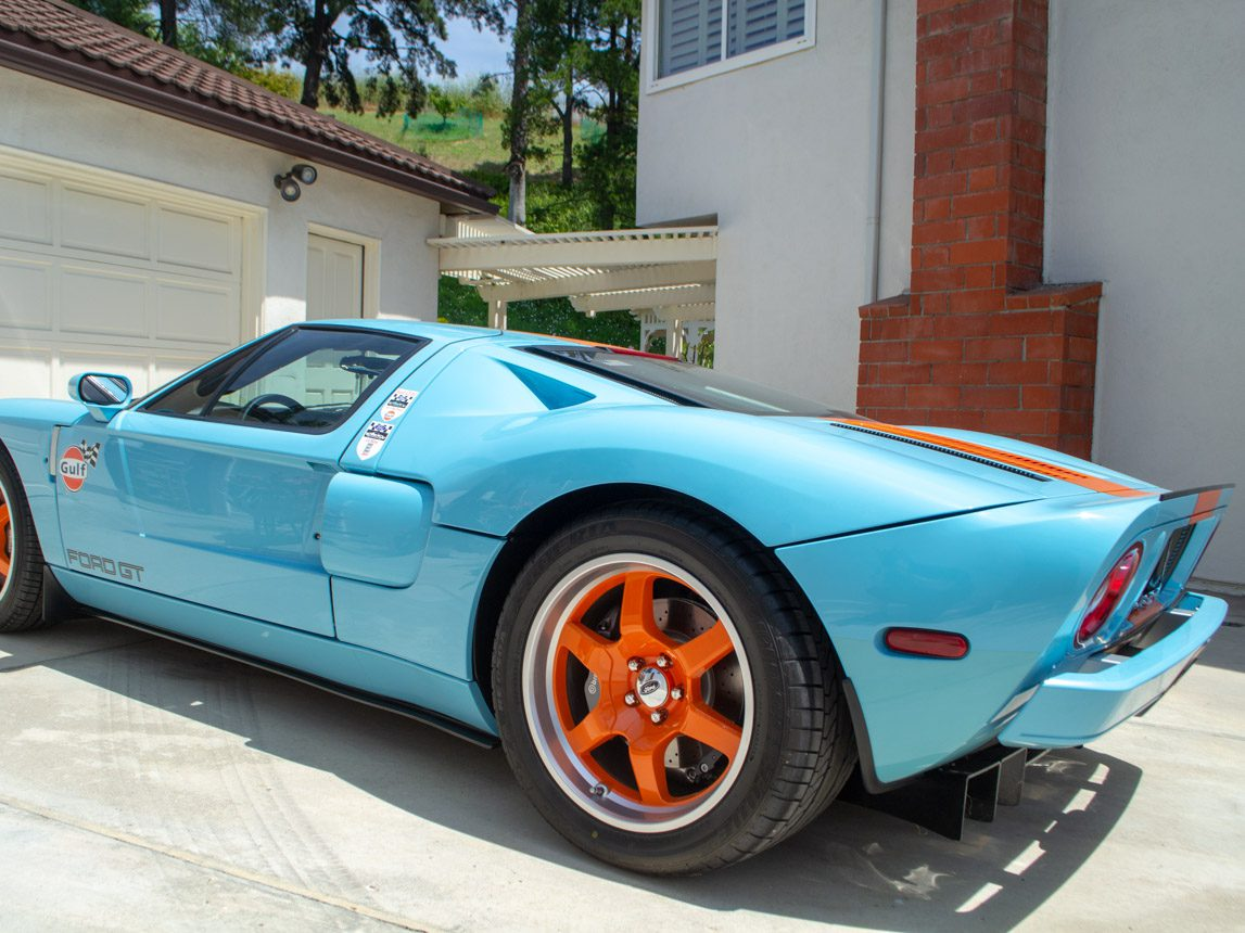 2006 Gulf Heritage 2006 Ford GT 0953 1