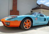2006 Gulf Heritage 2006 Ford GT 0955 2