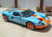2006 Gulf Heritage 2006 Ford GT 0961