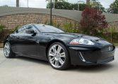 2010 Black Jaguar XKR 0835