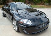 2010 Black Jaguar XKR 0836