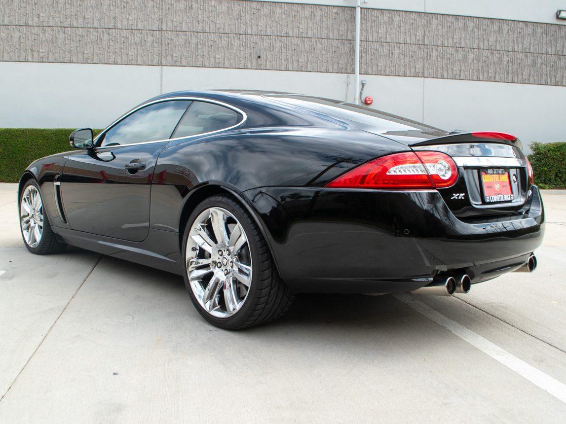 2010 Black Jaguar XKR 0840