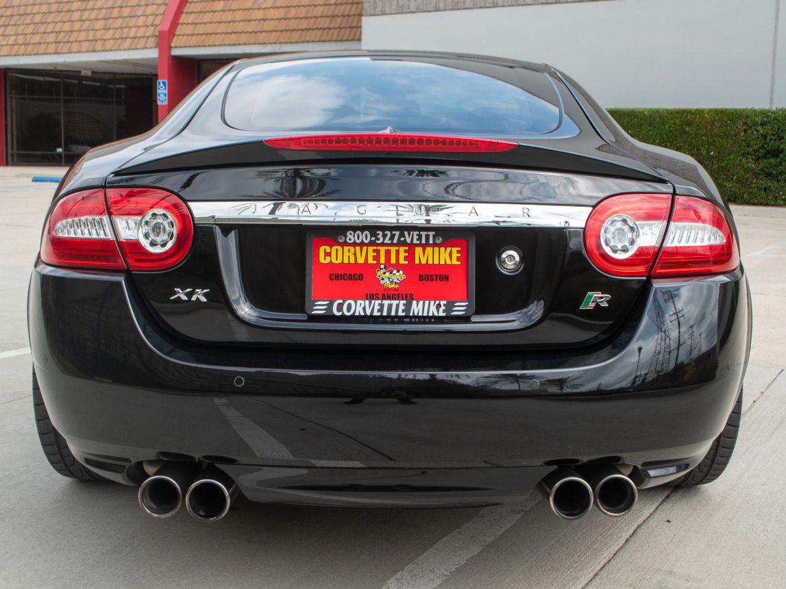 2010 Black Jaguar XKR 0841