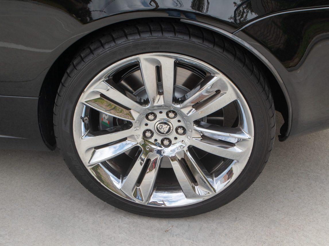 2010 Black Jaguar XKR 0848