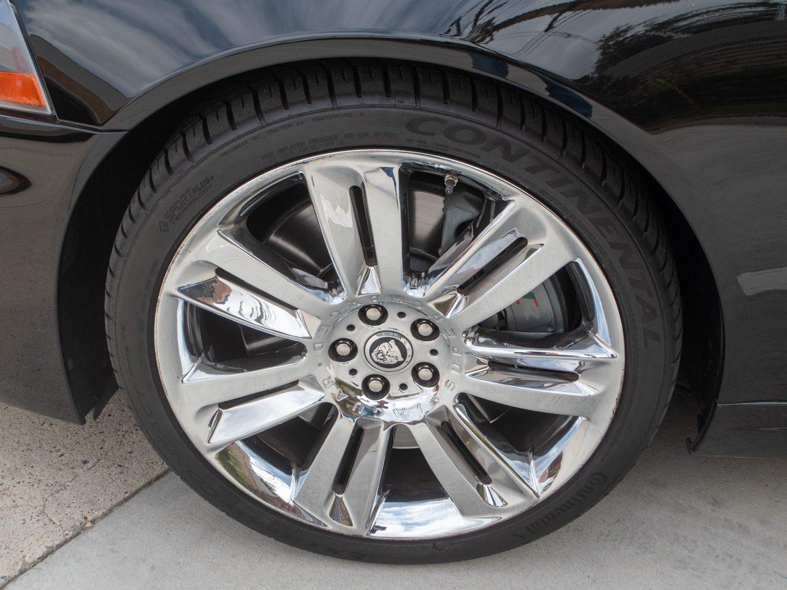 2010 Black Jaguar XKR 0849