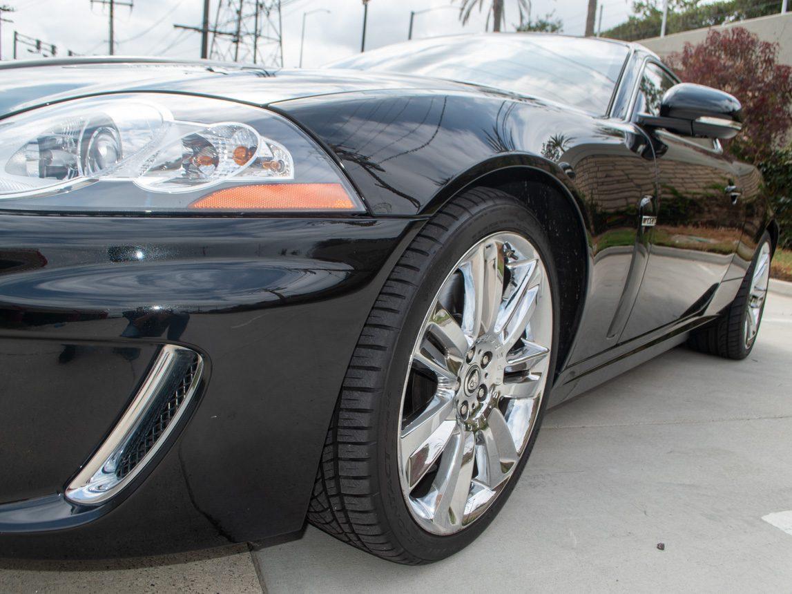 2010 Black Jaguar XKR 0850