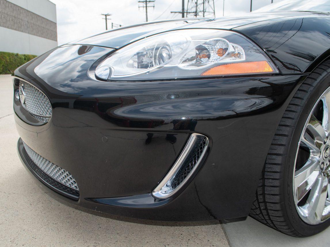 2010 Black Jaguar XKR 0851