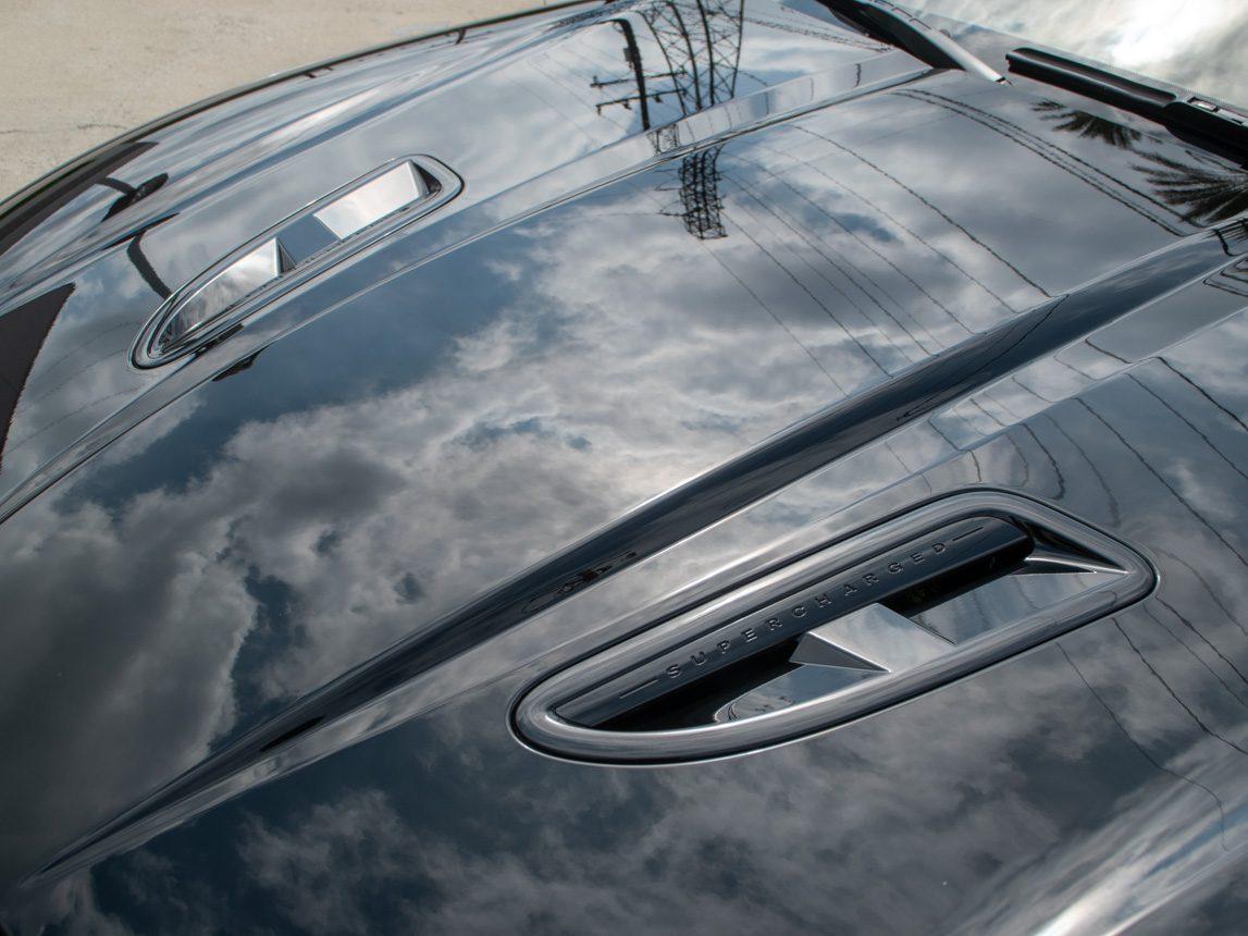 2010 Black Jaguar XKR 0852