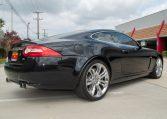 2010 Black Jaguar XKR 3