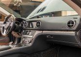 2013 Black Mercedes Benz SL 550 106 1