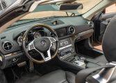 2013 Black Mercedes Benz SL 550 114