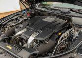 2013 Black Mercedes Benz SL 550 124