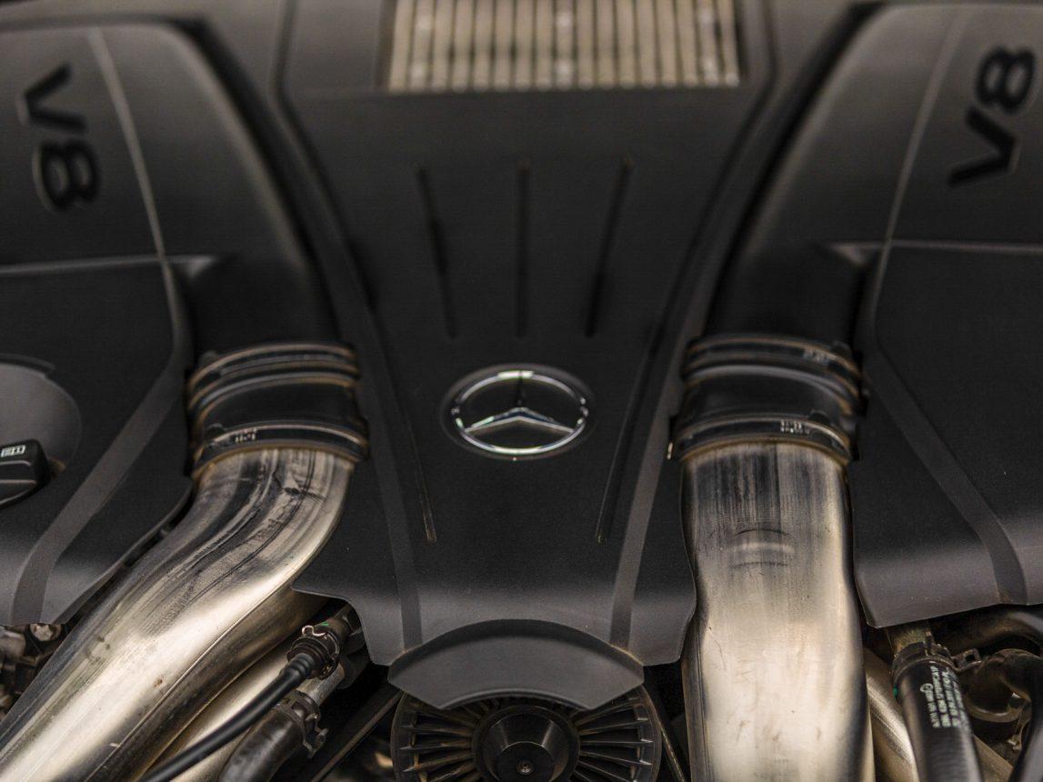 2013 Black Mercedes Benz SL 550 198