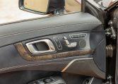 2013 Black Mercedes Benz SL 550 221