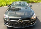 2013 Black Mercedes Benz SL 550 9