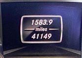 2013 black mercedes benz sl 550 odometer