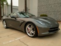 2015 Corvette Coupe Gray 3LT 0798