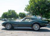 1969 Green Corvette L71 Coupe 0685