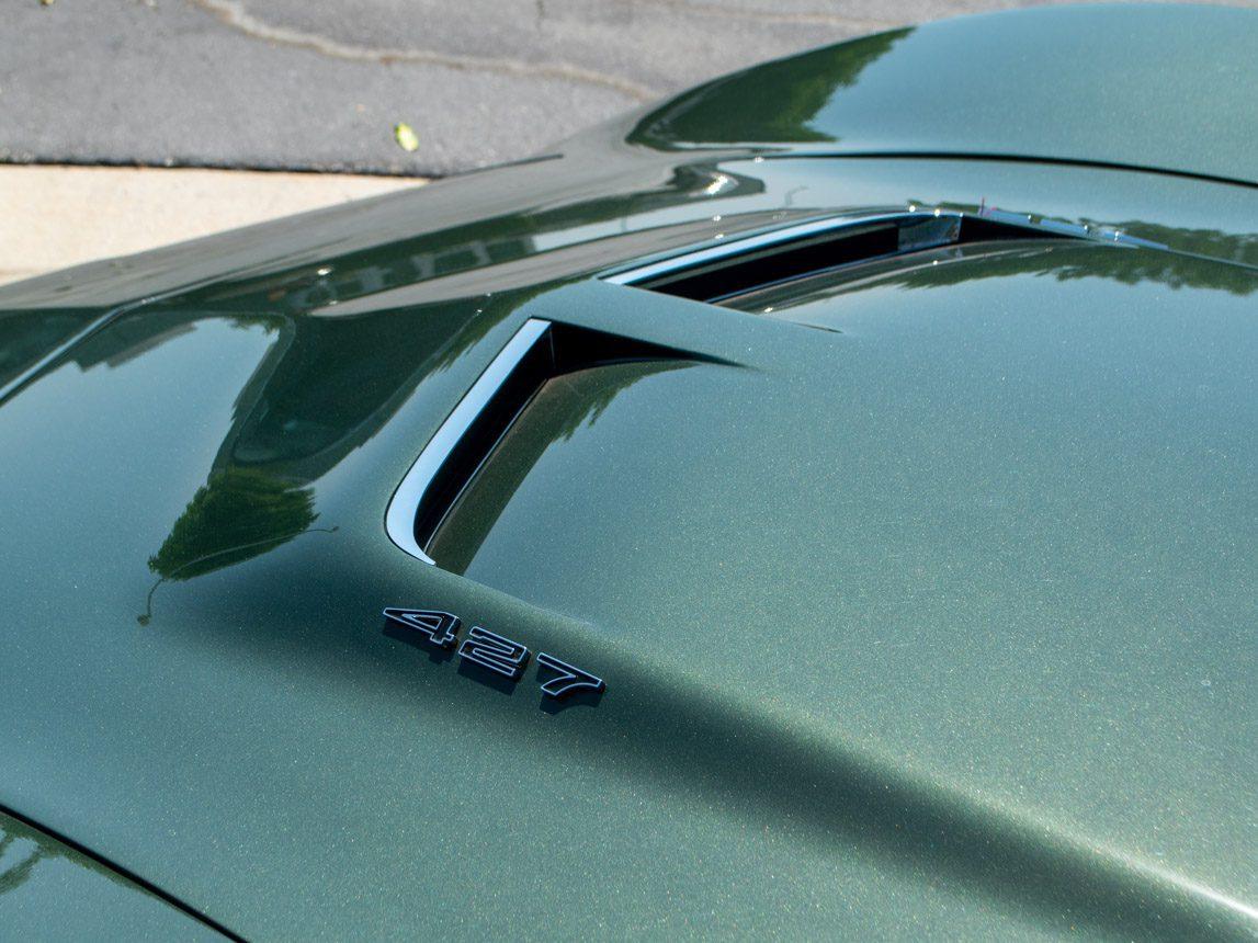 1969 Green Corvette L71 Coupe 0687