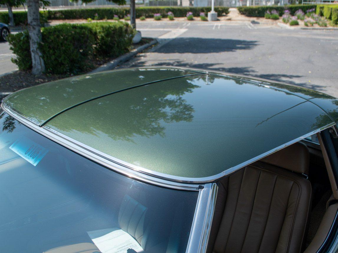 1969 Green Corvette L71 Coupe 0689