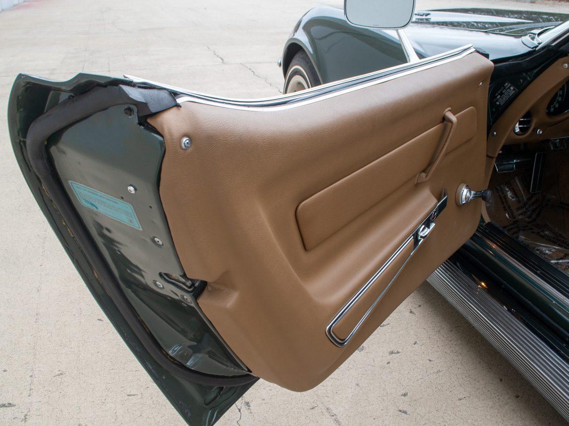 1969 Green Corvette L71 Coupe 25 of 40