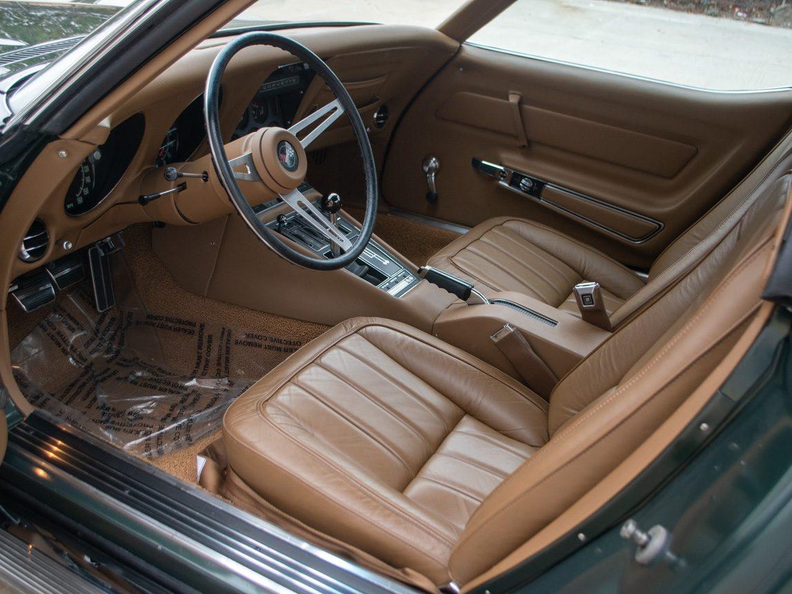 1969 Green Corvette L71 Coupe 28 of 40