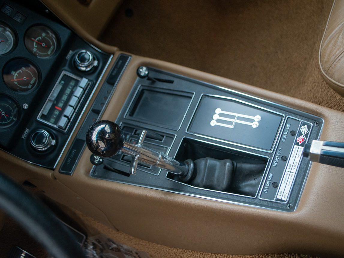 1969 Green Corvette L71 Coupe 32 of 40