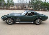 1969 Green Corvette L71 Coupe 6 of 40
