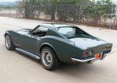 1969 Green Corvette L71 Coupe 7 of 40